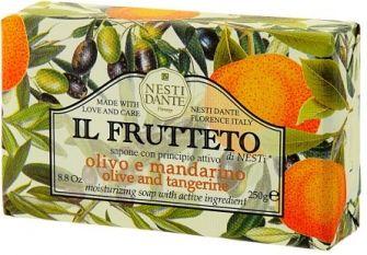 мыло nesti оливковое масло/мандарин 250г Nesti Dante S.R.L.