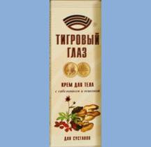 тигровый глаз гель для суставов 75мл/ 80г/ ВЕСНА, ООО