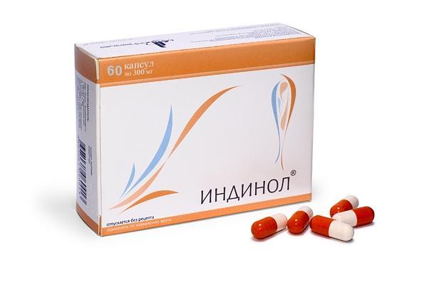 таблетки от мастопатии индинол