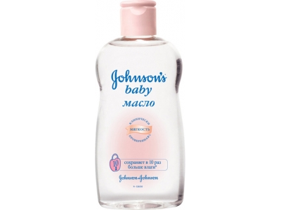 джонсон беби масло 100мл Johnson and Johnson (Италия)