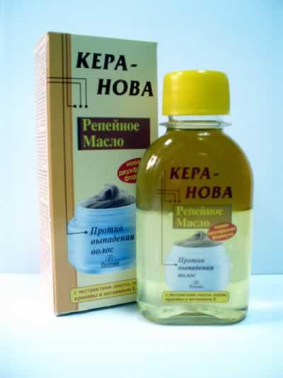 репейное масло п/выпад, волос 110мл Мирролла, ООО