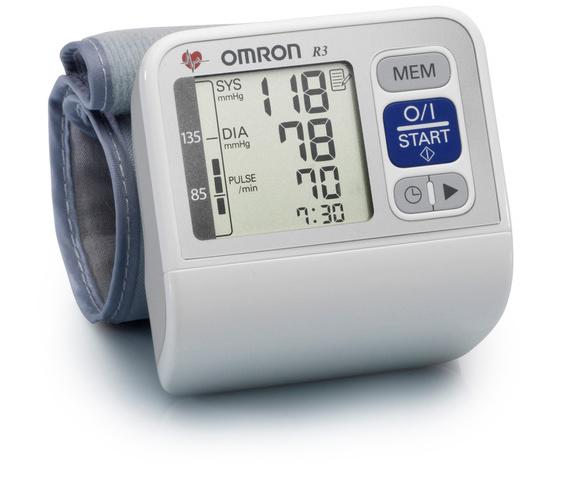 тонометр omron автоматический назапястье r3 opti OMRON Healthcare Co., Ltd.