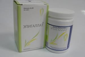 эпигаллат капсулы n60 МираксБиоФарма