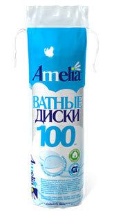 ватные диски №100 амелия Гигровата ОАО