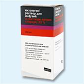 заказать лекарство актовегин раствор 20% для инфузий с nacl 250мл