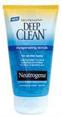 Neutrogena deep clean бодрящий скраб 150мл фото