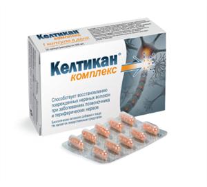 келтикан комплекс 205 мг №20 капс Trommsdorff GmbH and Co.KG DE