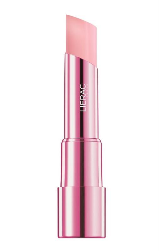 лиерак гидра-хроно плюс бальзам для губ розовый 3 г