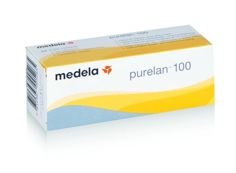 медела крем пурелан 100 37 г Medela AG