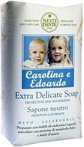 мыло нести данте каролина и эдуард детское 250 г Nesti Dante S.R.L.