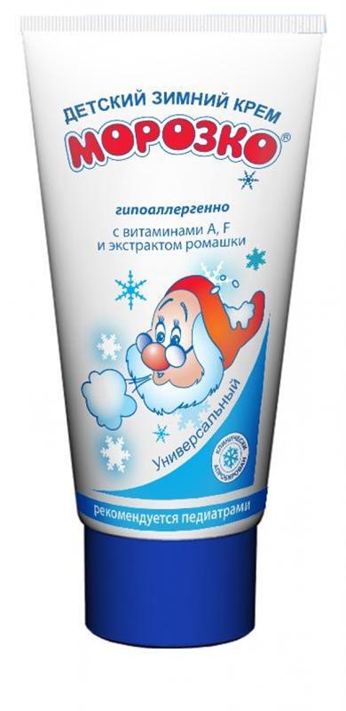 морозко крем детский зимний универсальный 50 мл Аванта, ОАО