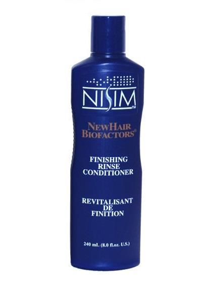 нисим бальзам-ополаскиватель для нормальных и сухих волос 240мл NISIM INTERNATIONAL, Канада