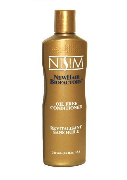 нисим бальзам-ополаскиватель для нормальных и жирных волос 240мл NISIM INTERNATIONAL, Канада