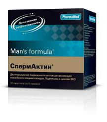 спермактин менс формула
