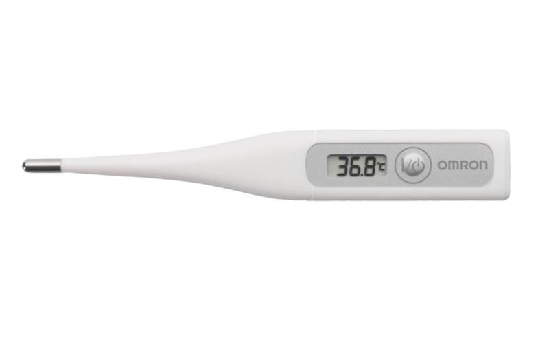 термометр омрон eco temp basic mc-246 электронный OMRON Healthcare Co., Ltd.
