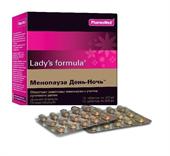 Ледис формула менопауза день/ночь таблетки №15 плюс 15 фото